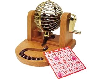 un bingo para pobres