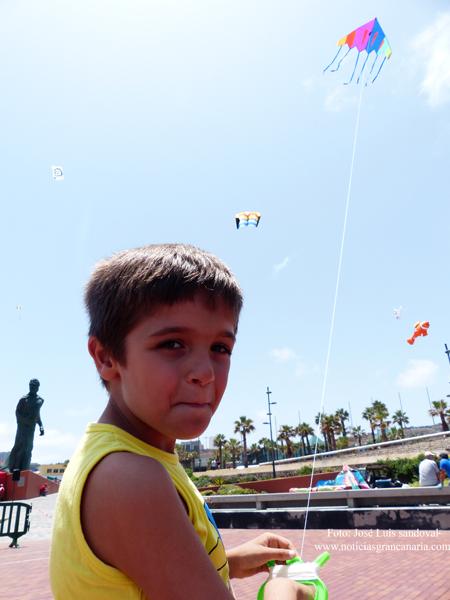 Fotos - Vídeo Festival Cometas 2013 Las Palmas de Gran Canaria