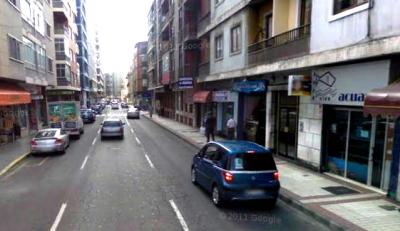 Cuatro heridos accidente guagua Las Palmas de Gran Canaria
